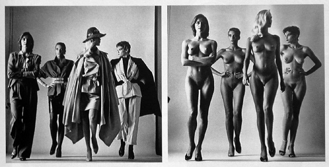 models nude